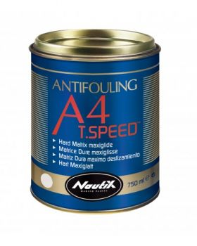 A4 T.Speed Hartantifouling Red 0,75l